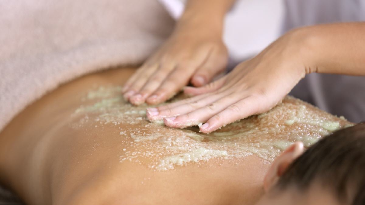 Peeling Massage